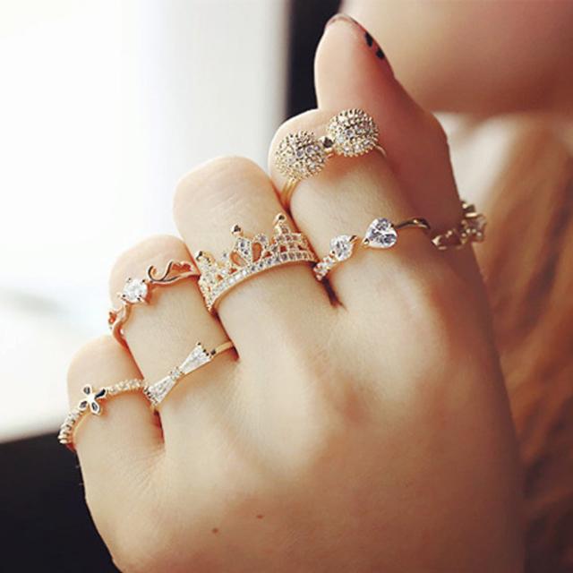 เคล็ดลับ ''ใส่แหวนเสริมดวง'' ให้ดวงรุ่ง พุ่งแรง ตามวันเกิด